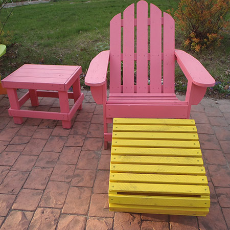 Ed's Outdoor Furniture